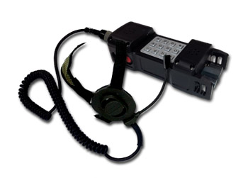 FXS-110 portable military telephone