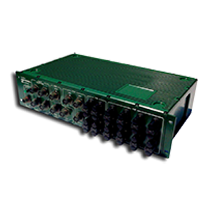 Ruggedized military switchboard