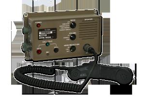 TA-1066  Military Intercom system