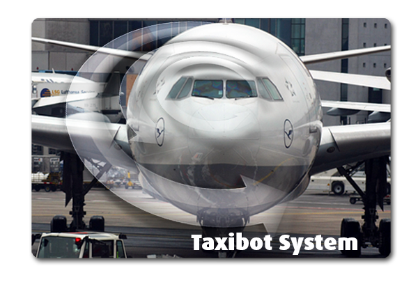 Taxibot system - communication system designed by Perypon Development
