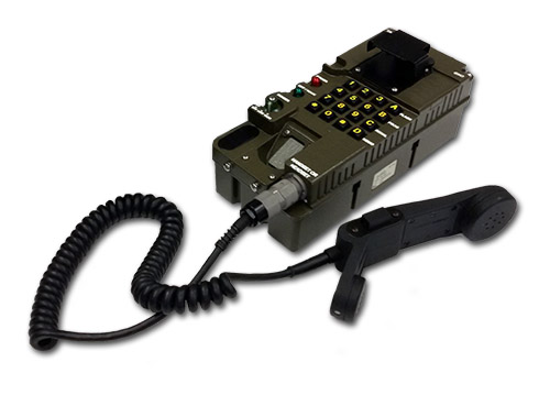 Ta 1087 Reg Rugged Military Telephone