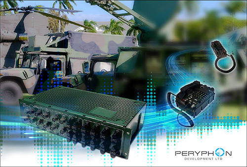 Peryphon Development rugged military communication systems