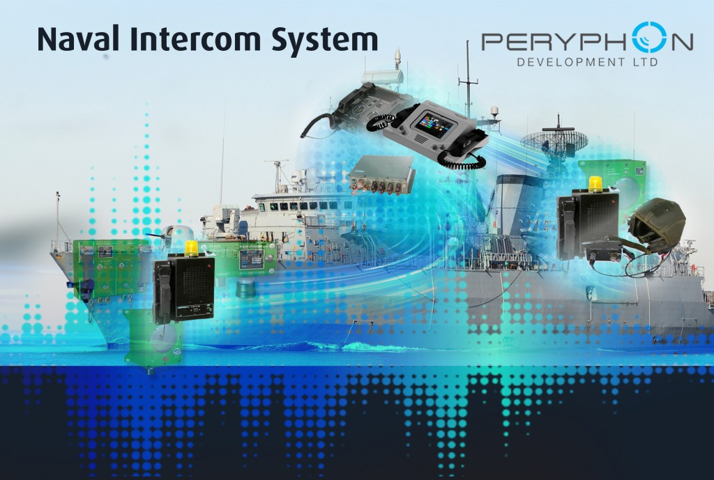 Peryphon  Development has recently received a contract for the supply of its advanced Naval Intercom System