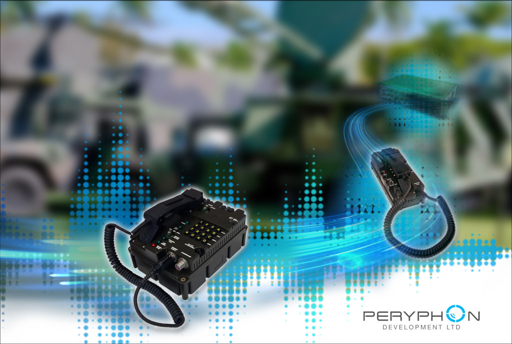 Peryphon Development completes delivery of its advanced tactical communication systems an products